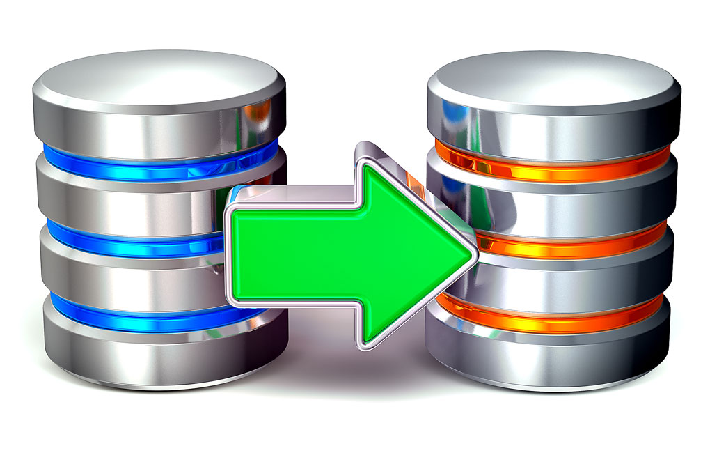 Migrating-data