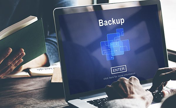 Backup Your Website and Applications