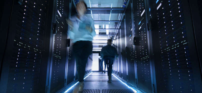 Differences Between Hyperscale and Microscale Data Centers