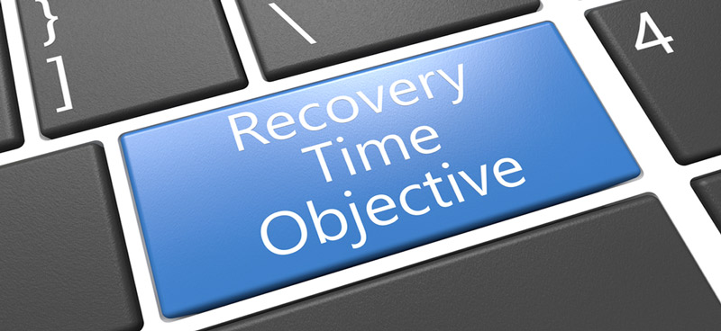 Know the Differences between Recovery Time Objective and Recovery Point Objective