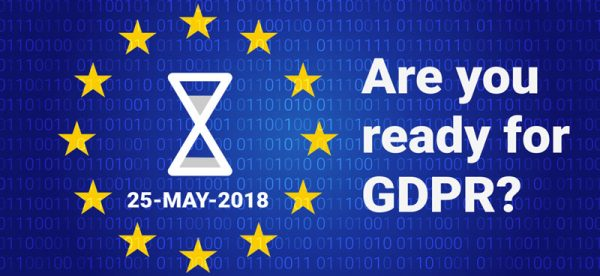 comply with GDPR requirements