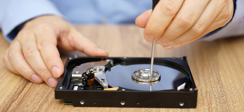 The Most Common Causes of Hard Drive Failure