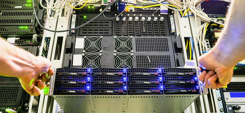 why hardware intelligence is critical for your data center rack.