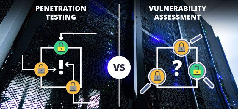 Vulnerability Assessment vs. Penetration Test