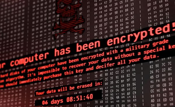 cryptographic ransomware