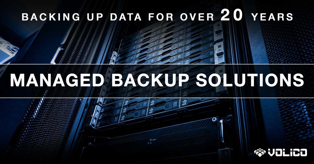 Managed Backup Services