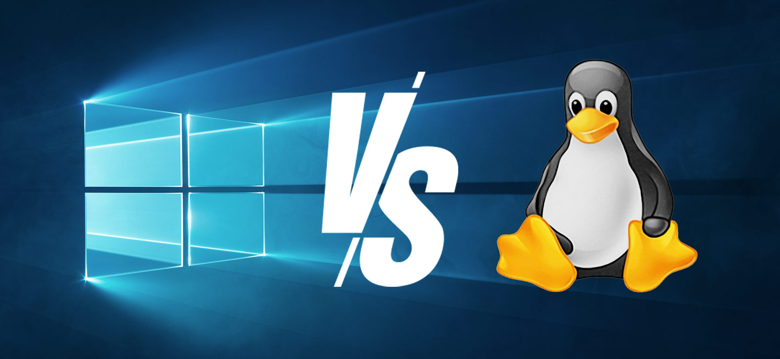 Choosing the best OS: Linux server vs. Windows Server