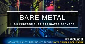 bare metal dedicated servers