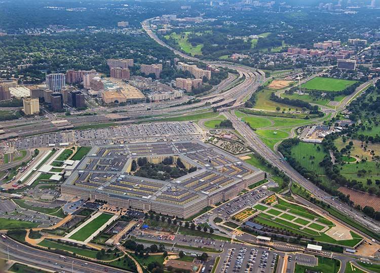 Department of Defense headquarters