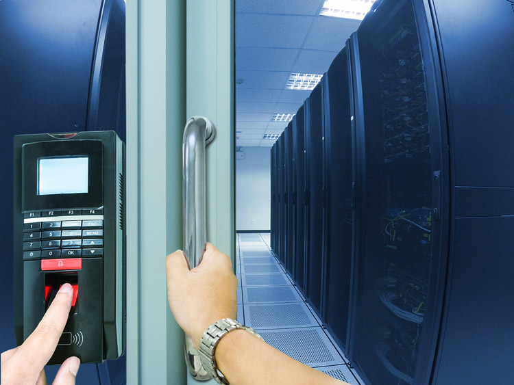 Data Center Physical Security